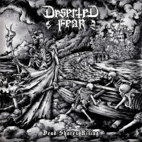 LP Deserted Fear. Dead Shores Rising (LP)