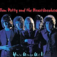 Audio CD Tom Petty And The Heartbreakers. You're Gonna Get It!