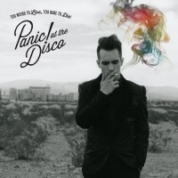 Panic! At The Disco. Too Weird To Live. Too Rare To Die! (CD)