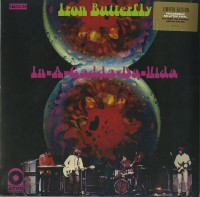 Iron Butterfly. In-A-Gadda-Da-Vida (2 LP)