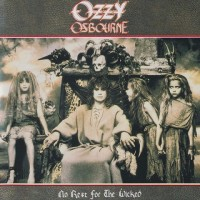 Ozzy Osbourne. No Rest for the Wicked (CD)