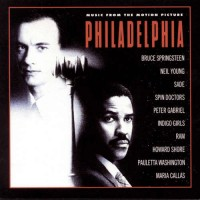 OST. Philadelphia. Music From The Motion Picture (CD) / Саундтрек к фильму Music From The Motion Picture.