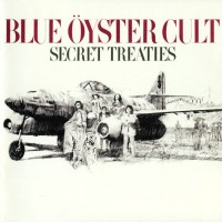 Blue Oyster Cult. Secret Treaties (CD)