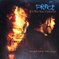 Prince. If I Was Your Girlfriend (Album Version) / Shockadelica (Extended Version) (LP)
