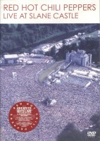 DVD Red Hot Chili Peppers. Live At Slane Castle
