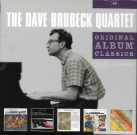 The Dave Brubeck Quartet. Original Album Classics (5 CD)