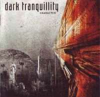 Dark Tranquillity. Character (CD)