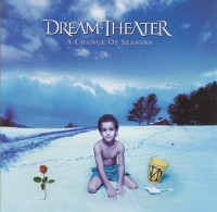 Dream Theater. A Change Of Seasons (CD)