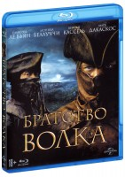 Братство волка (Blu-Ray) / BROTHERHOOD OF THE WOLF (PACTE DES LOUPS, LE)