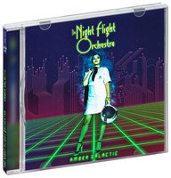 The Night Flight Orchestra. Amber Galactic (CD)