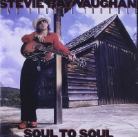 Stevie Ray Vaughan & Double Trouble. Soul To Soul (CD)
