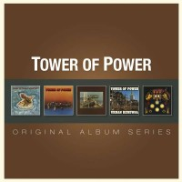 Tower Of Power. Original album series (5 CD)