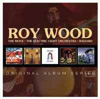 Roy Wood. Original Album Series (5 CD)