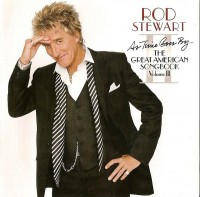 Rod Stewart. As Time Goes By... The Great American Songbook. Volume II (CD)