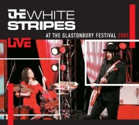 The White Stripes. Live At The Glastonbury Festival 2005 (CD)