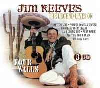 Jim Reeves. The Legend Lives On (3 CD)