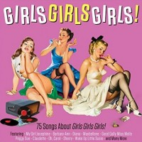 Various Artists. Girls Girls Girls (3 CD)