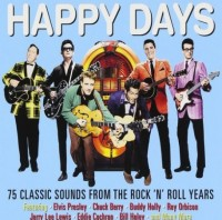 Various Artists. Happy Days (3 CD)