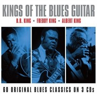 Various Artists. Kings Of The Blues Guitar (3 CD)