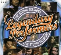 Various Artists. Legendary Performers. Live Studio Sessions (2 CD)