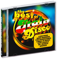 The Best Of Italo Disco. Gold (CD)