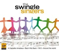 The Swingle Singers. Anthology (4 CD)