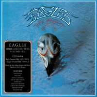 LP Eagles. Their Greatest Hits Volumes 1 & 2 (LP)