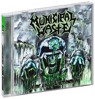 Municipal Waste. Slime And Punishment (CD)