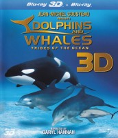 Дельфины и киты (Real 3D Blu-Ray + Blu-Ray) / Dolphins and Whales: Tribes of the Ocean