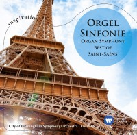 Louis Frémaux, CBSO. Organ Symphony: Best Of Saint-Saens (CD)