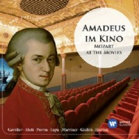 Various Artists. Mozart At The Movies (CD)
