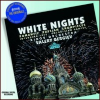 White Nights - Romantic Russian Showpieces - Valery Gergiev (CD)