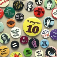 Supergrass. Supergrass Is 10. The Best Of 94-04 (CD)