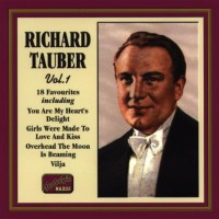 Richard Tauber. Favourites, Vol. 1 (CD)