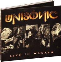 Audio CD Unisonic. Live At Wacken