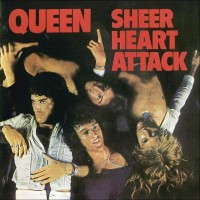 Queen. Sheer Heart Attack (CD)