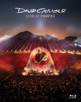 Blu-Ray + Audio CD David Gilmour. Live At Pompeii (2CD+2Blu-Ray)