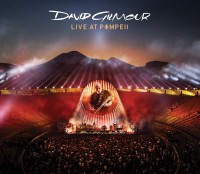 David Gilmour. Live At Pompeii (4 LP)
