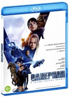 Blu-Ray Валериан и город тысячи планет (Blu-Ray) / Valerian and the City of a Thousand Planets