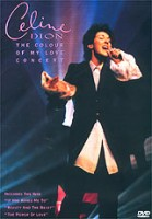 DVD Celine Dion - The Colour of My Love Concert
