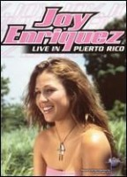 DVD Music in High Places: Joy Enriquez - Live in Puerto Rico
