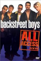 DVD Backstreet Boys - All Access