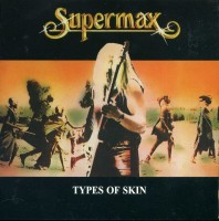 LP Supermax. Types Of Skin (re-canvass / Exclusive in Russia) (LP)