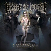 Cradle of Filth. Cryptoriana - The Seductiveness Of Decay (CD)