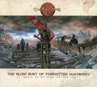 The Tangent. The Slow Rust Of Forgotten Machinery (CD)