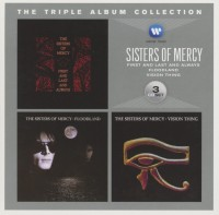 Sisters Of Mercy. The Triple Album Collection (3 CD)