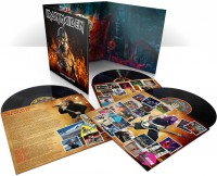 Iron Maiden. The Book Of Souls: Live Chapter (3 LP)