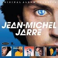 Jean-Michel Jarre. Original Album Classics (5 CD)