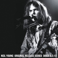 Audio CD Neil Young. Official Release Series Discs 8.5 - 12