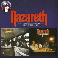 Nazareth. Close Enough for Rock N Roll. Play N the Game (CD)